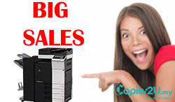 Latest Copier Promotion